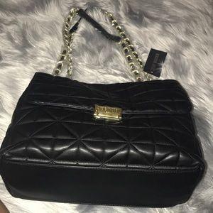 🔥Steve Madden quilted chain shoulder handbag.🔥